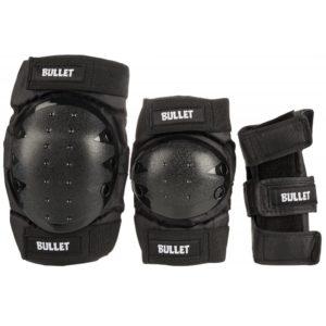 bullet-combo-standard-padset-adult-black-2019